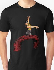 The Flamenco Dancer Unisex T-Shirt