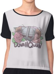 DovahQueen Chiffon Top