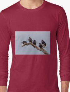 Black Vultures Long Sleeve T-Shirt