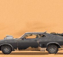 What a Lovely Day - Mad Max: Fury Road Sticker