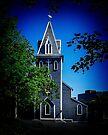 St thomas Anglican Chuch in St John's Newfoundland by Yukondick