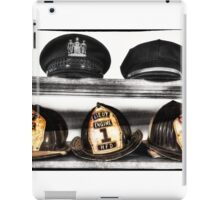 Fire Hats Engine One  iPad Case/Skin