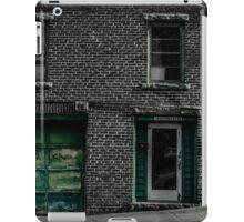 Garage Door iPad Case/Skin