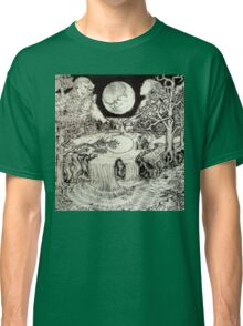 Surreal Landscape Classic T-Shirt