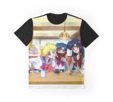 Sailor Moon Graphic T-Shirt
