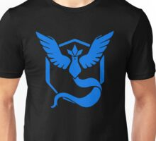 Pokemon Go | Team Mystic | Black Background | HUGE | New! | High Quality! Unisex T-Shirt