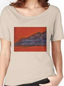 Taosesque original painting Women's Relaxed Fit T-Shirt