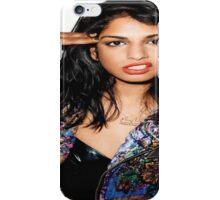 Rapper M.I.A. iPhone Case/Skin