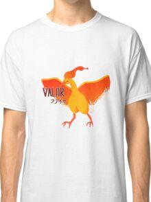 Pokemon GO - Team Red / Team Valor Classic T-Shirt