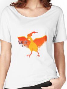 Pokemon GO - Team Red / Team Valor Women's Relaxed Fit T-Shirt