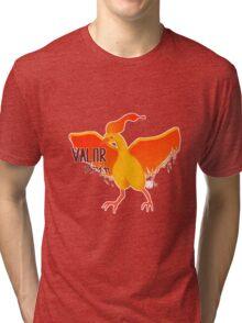 Pokemon GO - Team Red / Team Valor Tri-blend T-Shirt