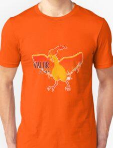 Pokemon GO - Team Red / Team Valor Unisex T-Shirt