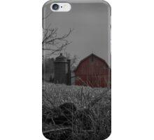 Barn In Color iPhone Case/Skin