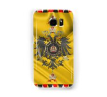 Imperial Crown of Austria over Standard of the Emperor Samsung Galaxy Case/Skin