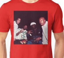 Biggie Smalls, Jermaine Dupri, Kriss Kross Unisex T-Shirt