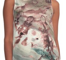 Color Chaos Contrast Tank