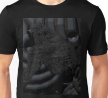 Cryptid Caught In The Gears Unisex T-Shirt