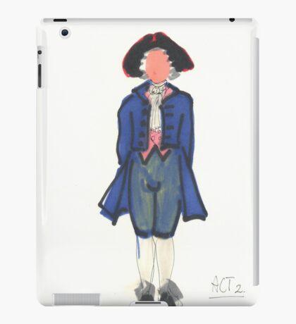 The Kingdom - Bookseller 3 iPad Case/Skin