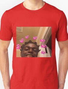 Kodak Black Hearts Unisex T-Shirt