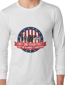 Knope 2012 Campaign Long Sleeve T-Shirt