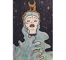 STARRY GODDESS Photographic Print