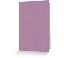 Arrows Up and Down Greeting Card
