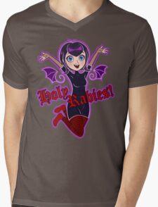 Holy Rabies! Mens V-Neck T-Shirt