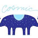 Cosmic Elephant  by SusanSanford