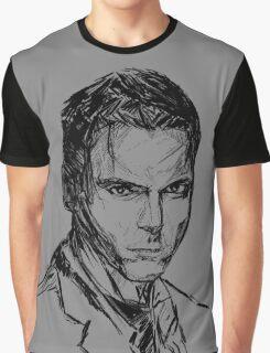 Alex Krycek V01 Graphic T-Shirt