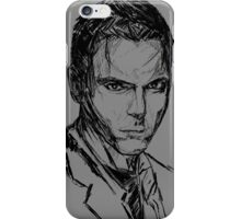Alex Krycek V01 iPhone Case/Skin