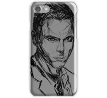 Alex Krycek V01 iPhone Case/Skin