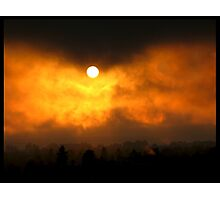 The Sun is Born of Night Photographic Print