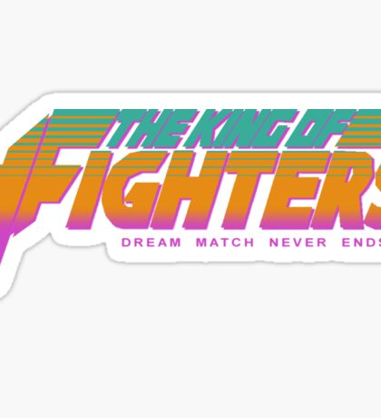 The King of Fighters '89 Sticker