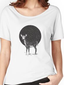 Snow Flake Women's Relaxed Fit T-Shirt