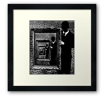 Kitsch Dada. Framed Print