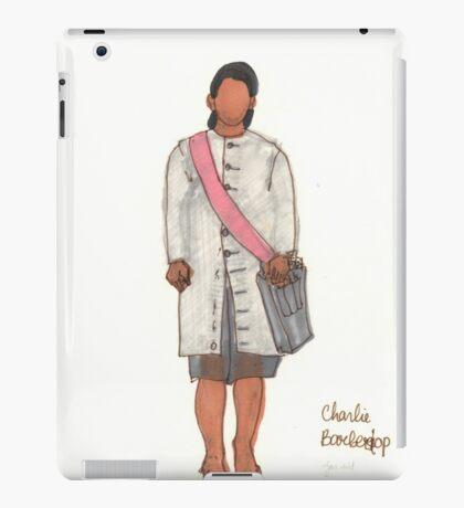 The Kingdom - Barber's Charlie1 iPad Case/Skin