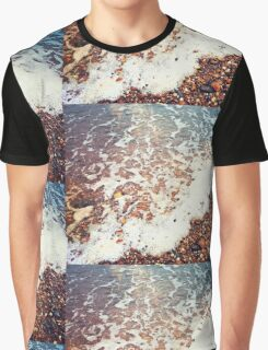 Sea Foam Graphic T-Shirt