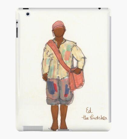 The Kingdom - Butcher Ed iPad Case/Skin