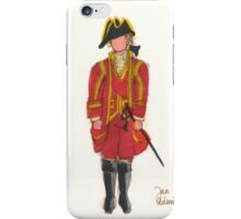 The Kingdom - Admiral Jan iPhone Case/Skin