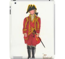 The Kingdom - Admiral Jan iPad Case/Skin
