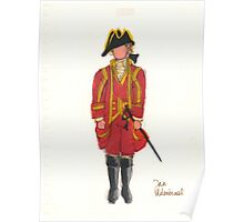 The Kingdom - Admiral Jan Poster