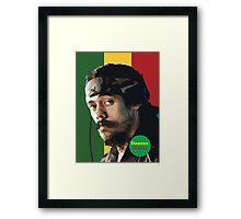 Damian Marley  Framed Print