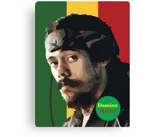 Damian Marley  Canvas Print