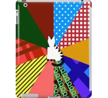 Sixth Doctor Who (Colin Baker) iPad Case/Skin