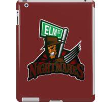 Elm St Nightmares iPad Case/Skin