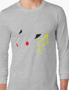 pikachu Long Sleeve T-Shirt