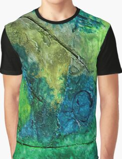 Mixed media 01 by rafi talby Graphic T-Shirt
