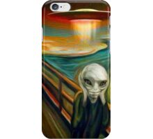 Paul Scream iPhone Case/Skin