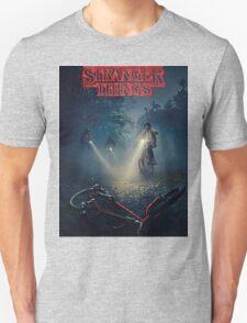 stranger things (poster b) Unisex T-Shirt
