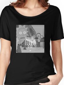Straight Outta C-137 Women's Relaxed Fit T-Shirt